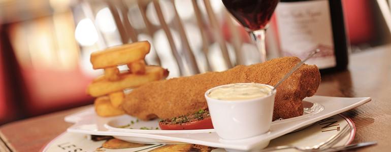 restaurant Restaurant Andouillette à Lyon