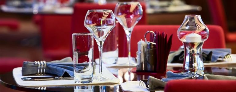 restaurant Restaurant Art de la table Lyon