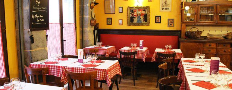 restaurant Restaurant Authentique bouchon lyonnais Lyon