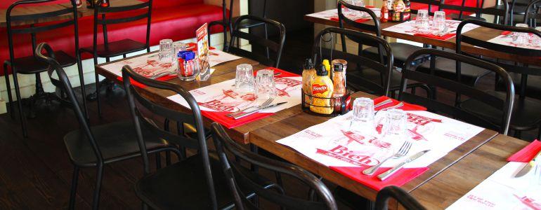 restaurant Restaurant Bieh Lyon