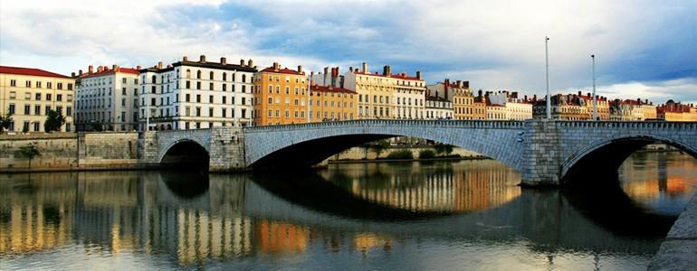 Les restaurants Bord de Saône de Lyon