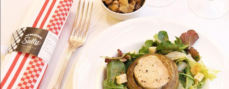 restaurant Restaurant Bouchon lyonnais à tendance gastronomique Lyon