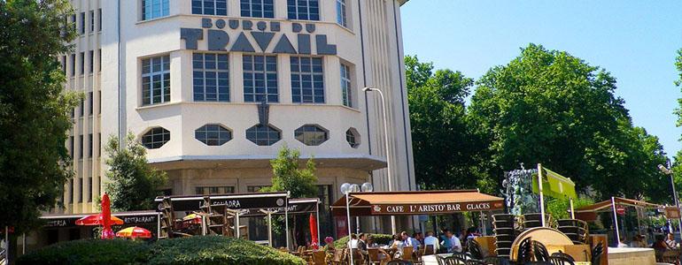 restaurant Restaurant Bourse du Travail Lyon