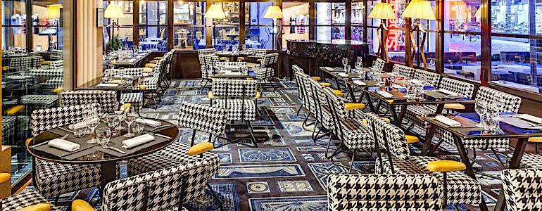 restaurant Restaurant Branché Lyon