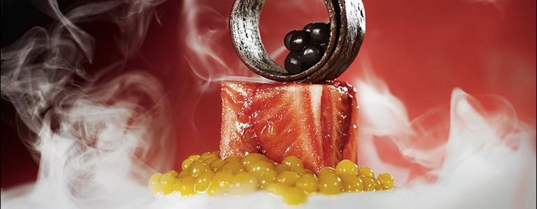 restaurant cuisine l 39 azote lyon le classement des lyonnais. Black Bedroom Furniture Sets. Home Design Ideas
