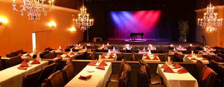 restaurant Restaurant Diner spectacle Lyon