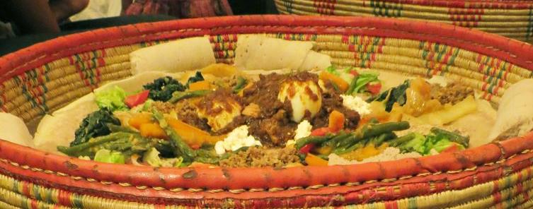 Restaurant Ethiopien Lyon Le Classement Des Lyonnais - Cuisine ethiopienne