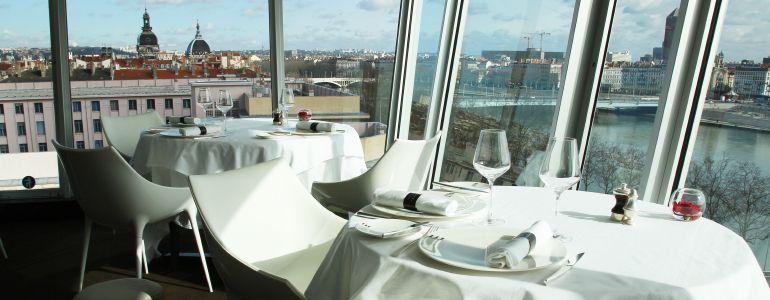 restaurant Restaurant Exception Lyon