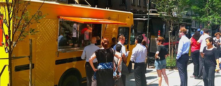 restaurant Restaurant Food truck Lyon