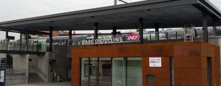 restaurant Restaurant Gare d'Oullins Lyon