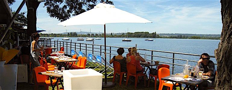 Les restaurants Guinguette de Lyon