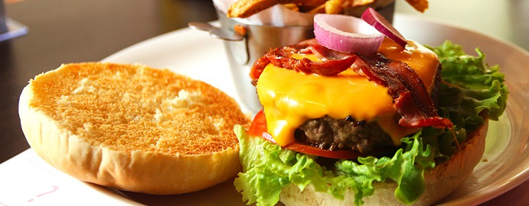 restaurant Restaurant Hamburger Lyon