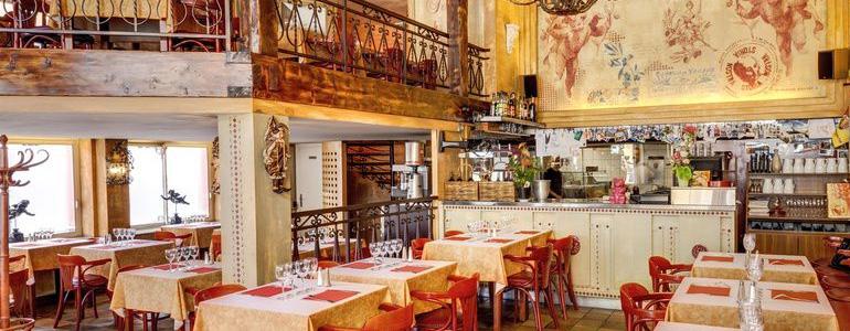 restaurant Restaurant Italien Lyon