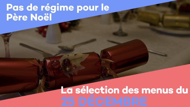 restaurant Restaurant Menu de noel 25 décembre Lyon
