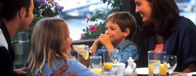 restaurant Restaurant Menu enfant offert Lyon