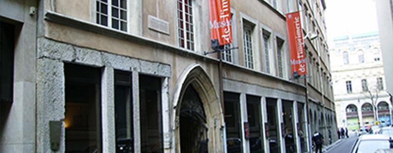 restaurant Restaurant Musée de l'Imprimerie Lyon