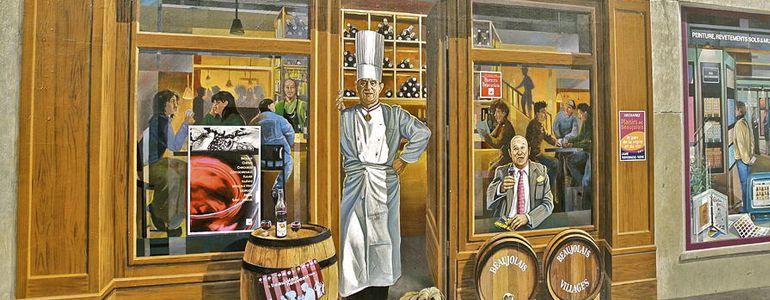restaurant Restaurant Patrimoine lyonnais Lyon