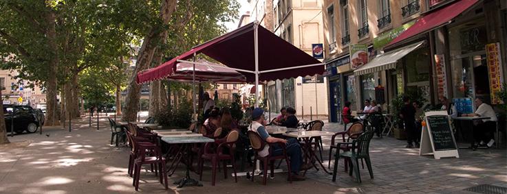 restaurant Restaurant Place Voltaire Lyon