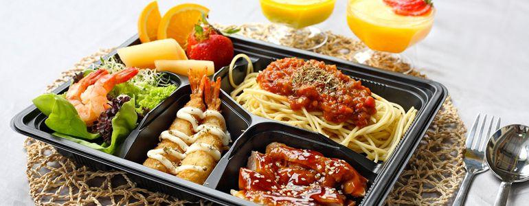 restaurant Restaurant Plateau repas livraison Lyon