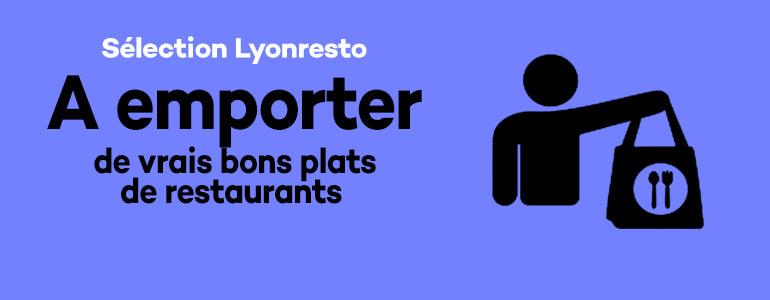restaurant Restaurant Plats à emporter Lyon