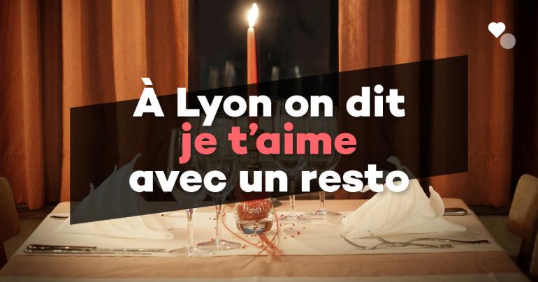 restaurant Restaurant Resto saint valentin Lyon