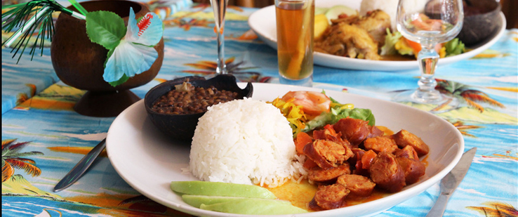 Restaurant reunionnais lyon le classement des lyonnais for Yankey cuisine africaine a volonte