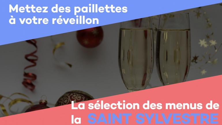 Reveillon Saint Sylvestre  A Lyon Restaurant