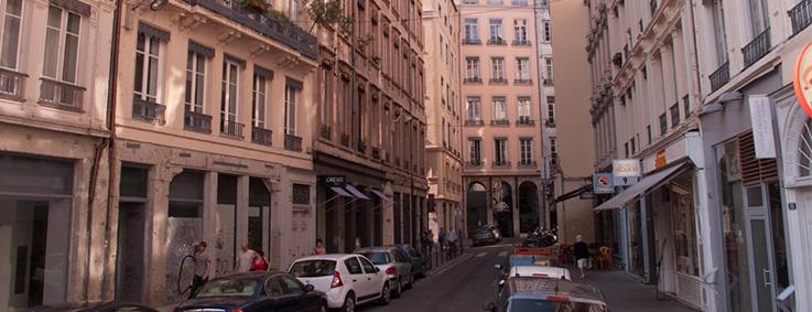 restaurant Restaurant Rue Chavanne Lyon