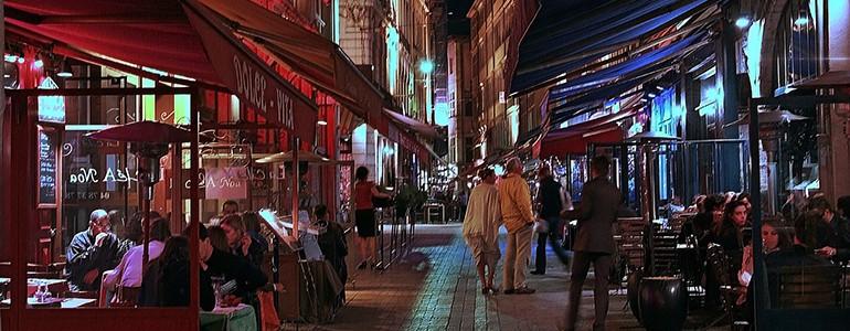 Le Top Restaurant rue Mercière, Les Meilleurs des Lyonnais !