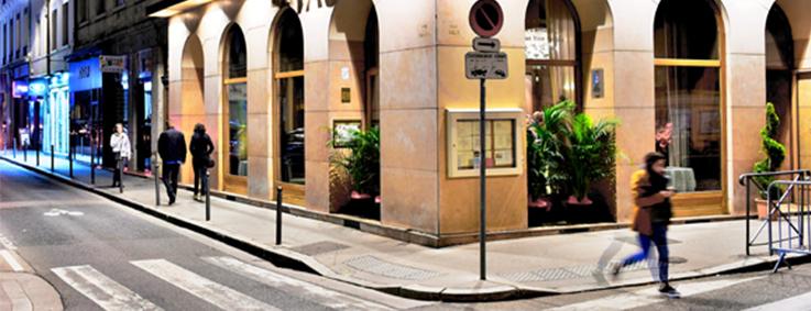 restaurant Restaurant Rue Sala Lyon