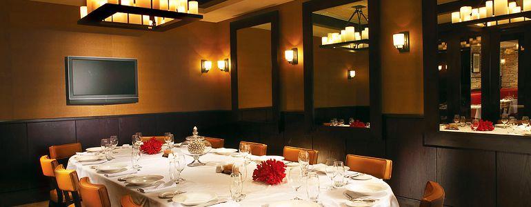 restaurant Restaurant Salon privatif Lyon