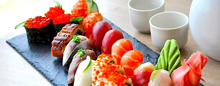 restaurant Restaurant Sushi Lyon