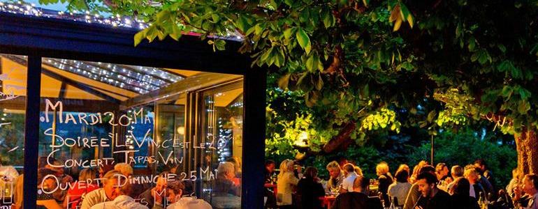 restaurant Restaurant Terrasse abritée Lyon