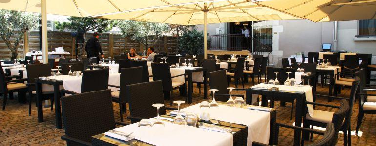 restaurant Restaurant Terrasse belle demeure Lyon