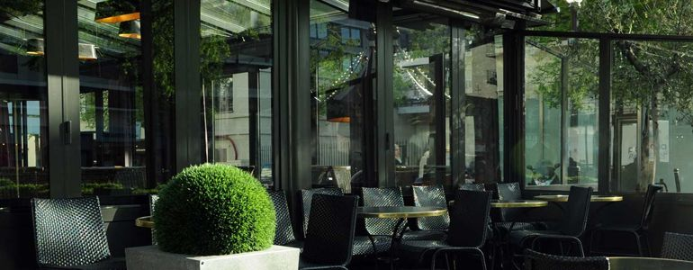 restaurant Restaurant Terrasse chauffée Lyon