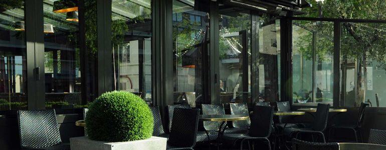 restaurant Restaurant Terrasse ouverte toute l'année Lyon