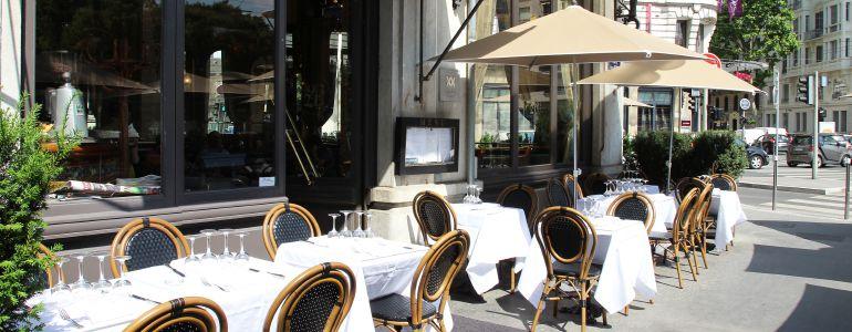 restaurant Restaurant Terrasse site historique Lyon