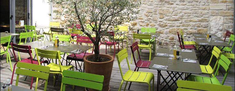 restaurant Restaurant Terrasses Lyon
