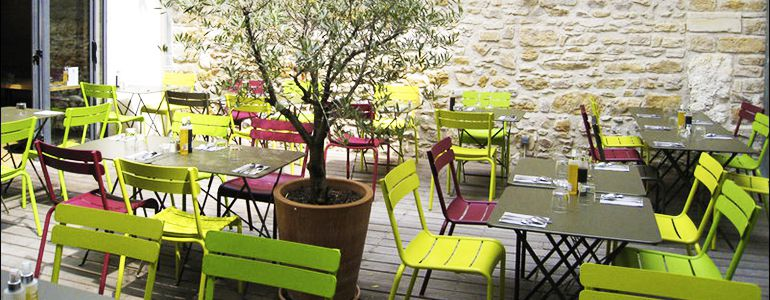 restaurant Restaurant Terrasses secrètes Lyon