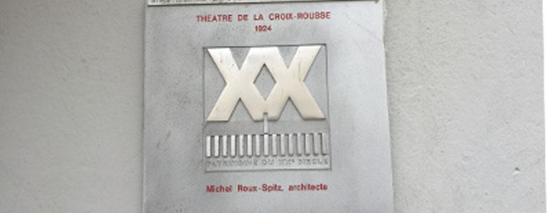 restaurant Restaurant Theatre de la Croix Rousse Lyon