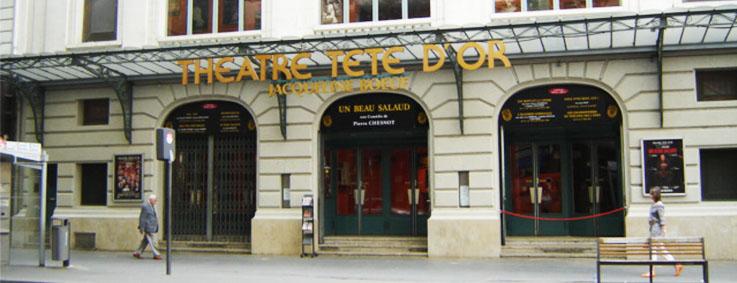 restaurant Restaurant Théâtre Tête d'Or Lyon