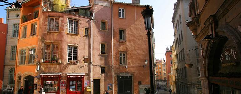 restaurant Restaurant Vieux Lyon Lyon