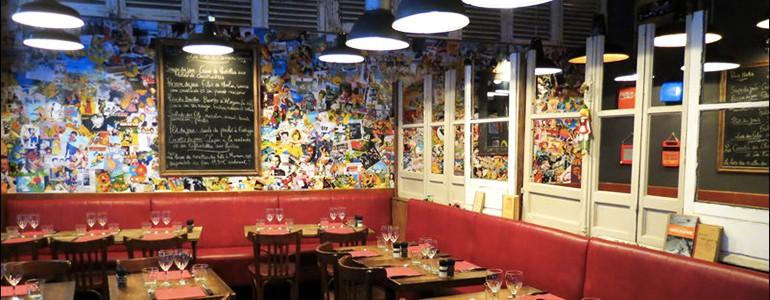 restaurant Restaurant Vintage à Lyon