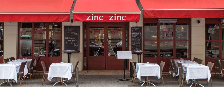 restaurant Restaurant Zinc Zinc Lyon