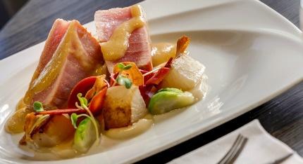 Restaurant Cuisine fusion franco-japonaise lyon