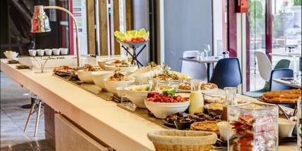 Restaurant Le buffet français de la Part-Dieu lyon