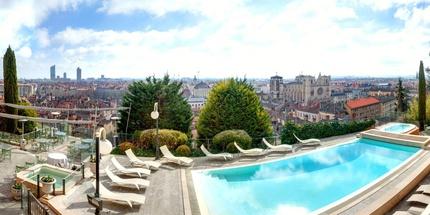 Restaurant Les plus belles vues de Lyon en terrasse lyon