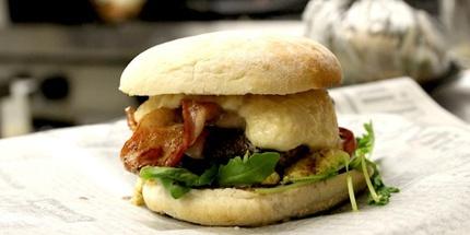 Restaurant Burger au Saint-Marcellin! lyon