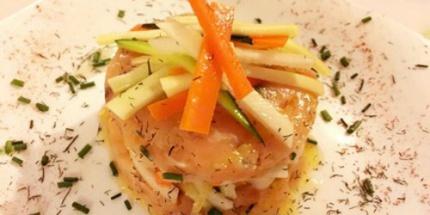 Restaurant Cuisine saine et créative lyon