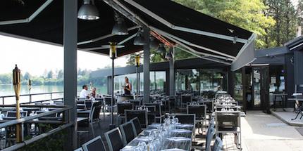 Restaurant Terrasses ouvertes en mars lyon